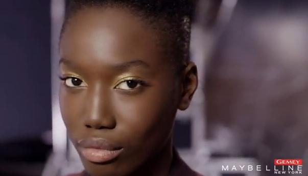 maquillage de jour pour les peaux noires street electrique by gemey maybelline citizen 39 s style. Black Bedroom Furniture Sets. Home Design Ideas