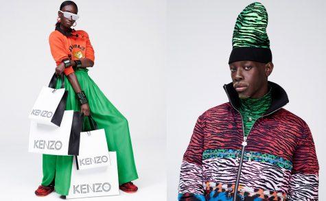 H&M et Kenzo : enfin les  images !