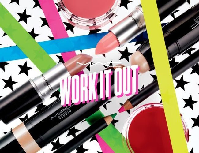 MAC Cosmetics Work it Out