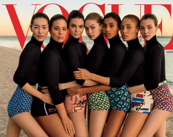 Vogue March Issue