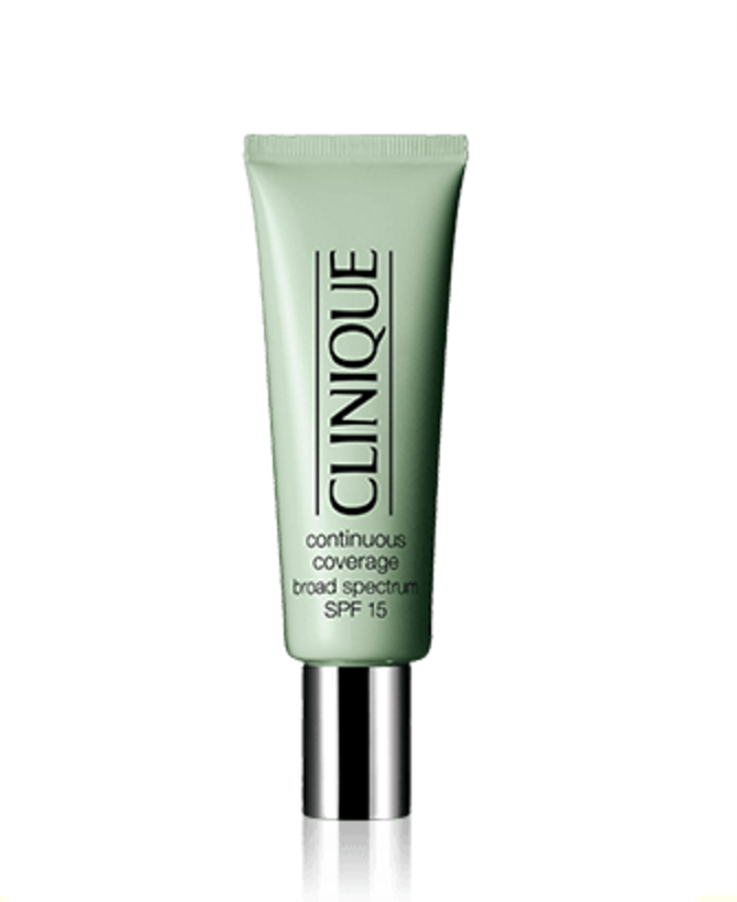 Continuous Coverage Maquillage Écran Longue Durée SPF15 clinique