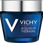 aqualia thermal soin de nuit masque vichy