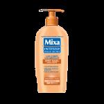 lait corps effet soleil peaux mates mixa