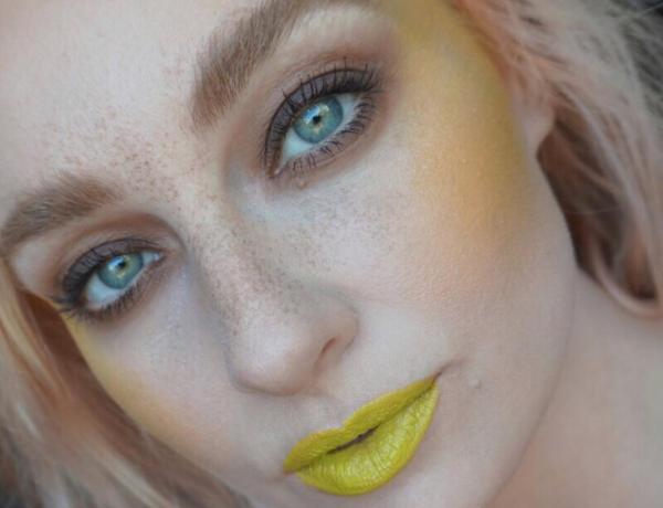 blush jaune