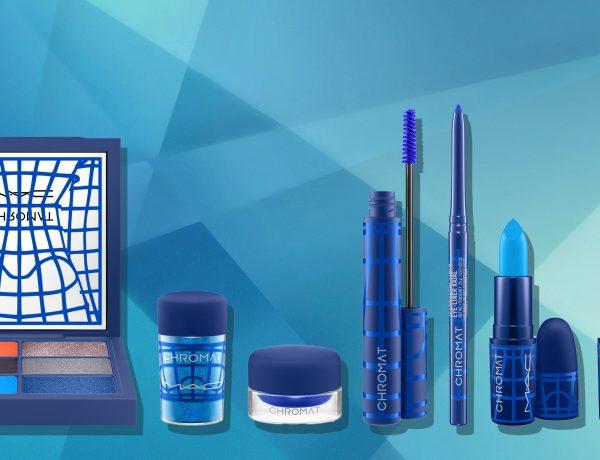 Mac Chromat makeup new