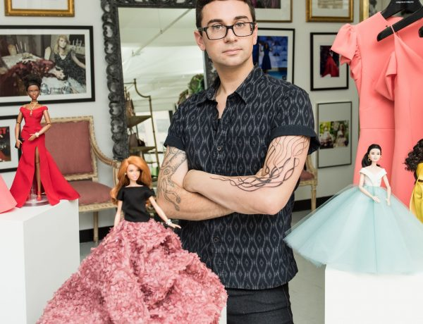 christian siriano barbie mattel