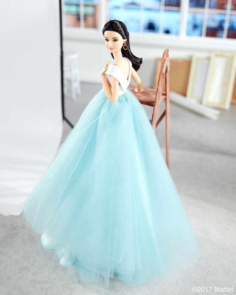 christian siriano barbie mattel