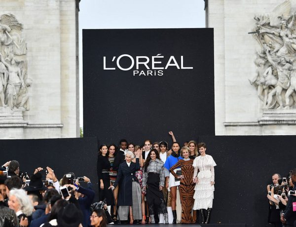 défilé l'oréal paris fashion week