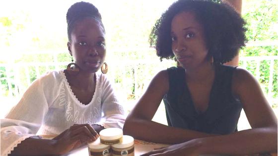 Marylène et Marie-Michèle Liénafa fondatrice Ydna