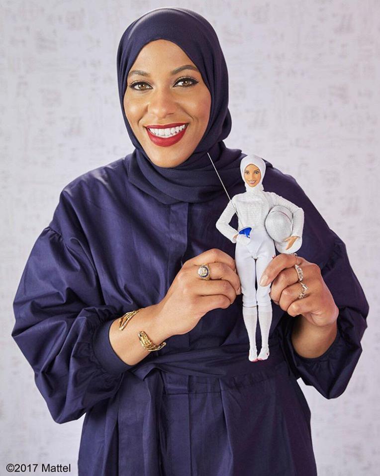 Barbie Ibtihaj Muhammad